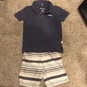 Boys tommy bahama outfit